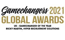 UK - Gamechanger of the Year Winner 2021
