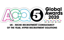 UK - Niche Recruitment Consultancy of the Year 2020