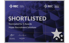 Temporary Recruiter of the Year - Haseena Mooncey