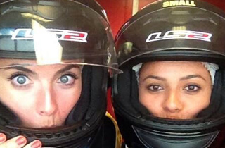 hrs go karting